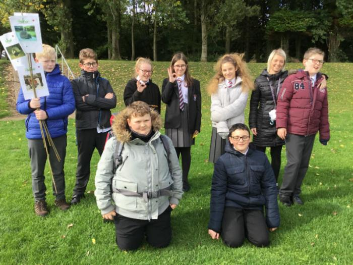 The Forest School Team 18/19